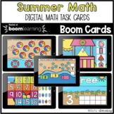 Summer Math BOOM CARDS™ Bundle