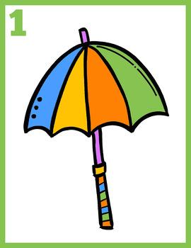 Summer Math Bundle Instant Download PDF; Preschool, Kindergarten, School