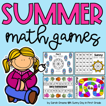 Summer Math Games!