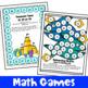 Summer Math Games, Puzzles, Brain Teasers: Summer Activity