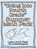 Summer Math Pack Grades 3-4
