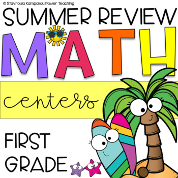 Summer Math Packet (Revision and Consolidation)