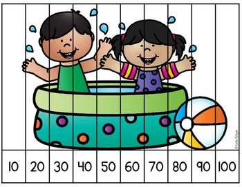 Summer Math Puzzles