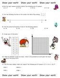 Summer Math Reinforcement Packet Students Entering 6th Grade