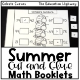 Summer Math Review | First Graders