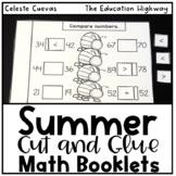 Summer Math Booklets   First Graders