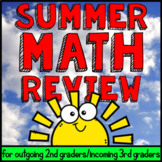 Summer Math Review Packet for Outgoing 2nd/Incoming 3rd -