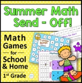 Summer Math Games for School and Home