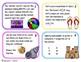 Summer Math Task Cards - 4th Grade - Common Core Aligned