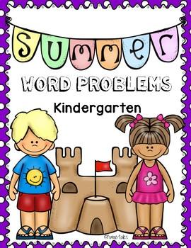 Summer Math Word Problems
