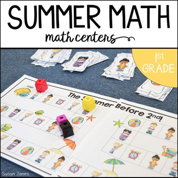 Summer Math for the Primary Grades