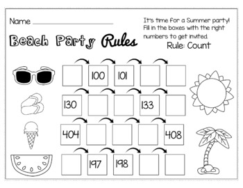 End of the Year May Math for 2nd Grade - NO PREP Packet