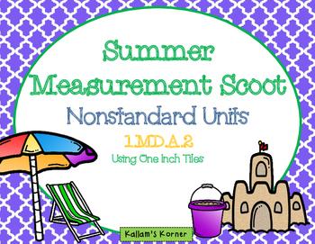 Summer Measurement Scoot-Nonstandard Units