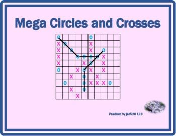 Summer Mega Connect 4 game