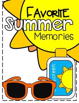 Summer Memories Book Cover