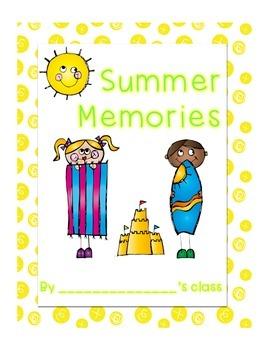 Summer Memories Class Book {Freebie!!}