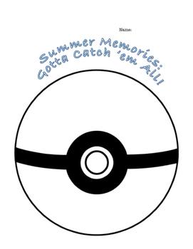 Summer Memories: Gotta Catch 'Em All!