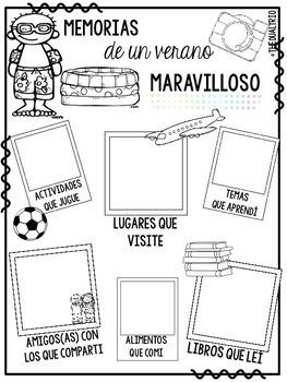 Summer Memories (Spanish)