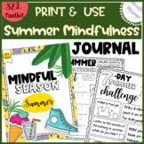 Summer Mindfulness Activity { PDF}