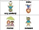 Summer Mini Books - ESL/ENL, Special Needs, Young Learners