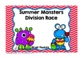 Summer Monsters Division Race
