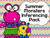 Summer Monsters Inferencing Pack