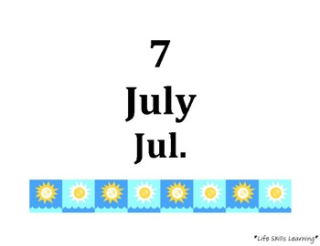 Summer Months