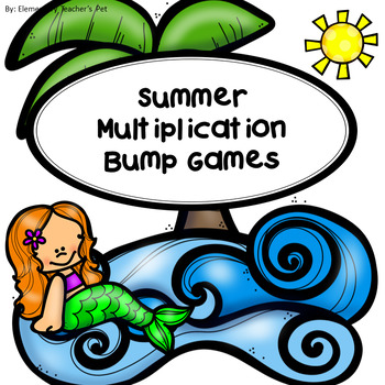 Summer Multiplication Bump Games