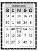 Summer Multiplication and Division Bingo