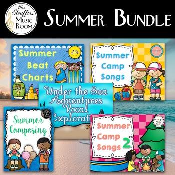 Summer Music Bundle