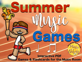 Summer Music Games {ta ti-ti set}
