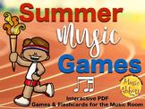 Summer Music Games {ti-tika set}
