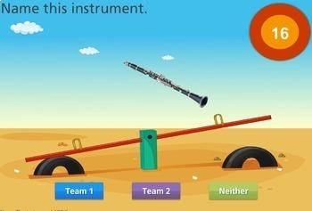 Summer Team Music Quiz