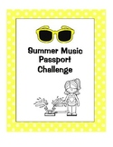 Summer-Themed Music Activities