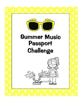 Summer-Themed Music Activities