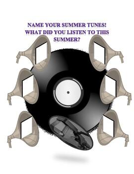 Summer Music Tunes
