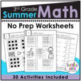 Summer Math Packet 3rd Grade