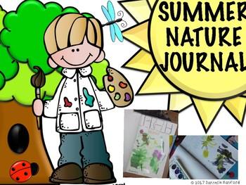 Summer Nature Journal