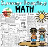 Summer No-Prep Math Practice Packet