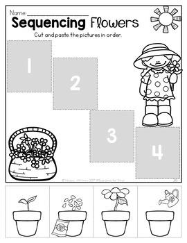 Summer No-Prep Packet {Preschool}