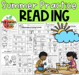 Summer No-Prep Reading Practice Packet