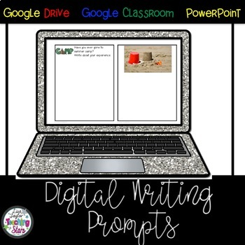 Summer No-Prep Writing Prompts