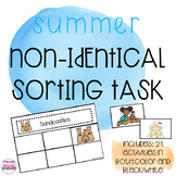 Summer Non-Identical Sorting Task