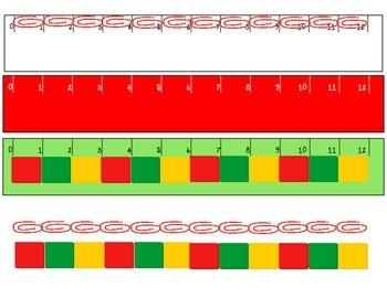 Summer Non-Standard Measurement