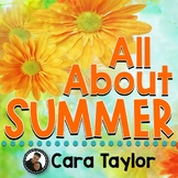 Summer - Nonfiction Unit for Young Learners