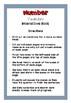 Summer Number Correspondence - Interactive workbook