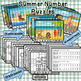 Summer Number Puzzles 1-100