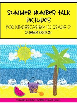 Summer Number Talk Pictures