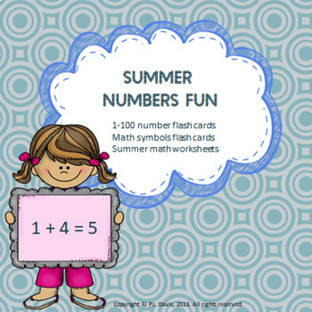 Summer Numbers Fun