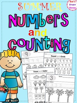 Summer Numbers and Counting